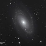 M81 in the constellation Ursa Major (Big Dipper)