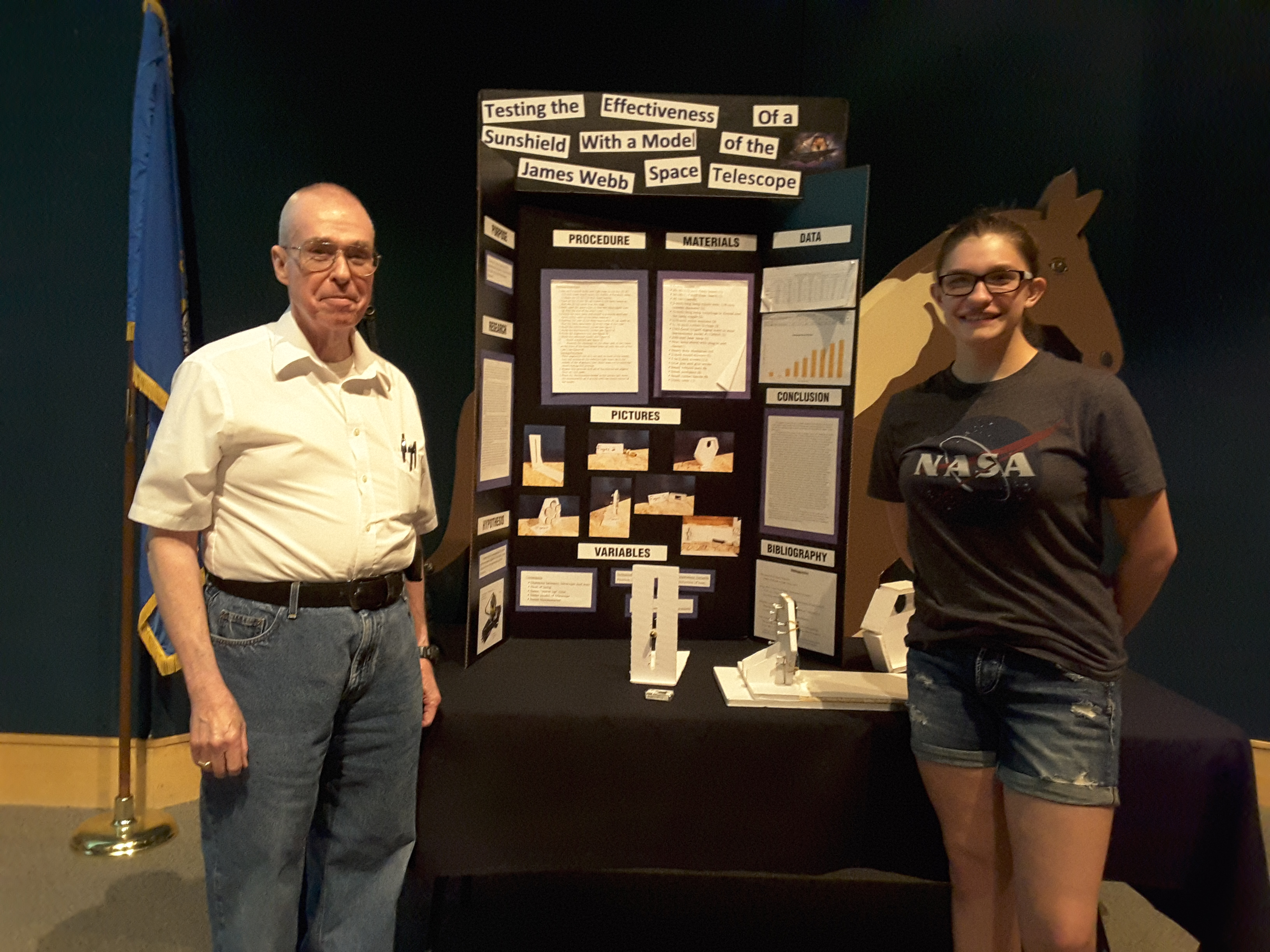 Black Hills Astronomical Society Award Winner